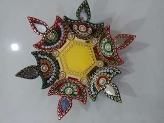 Indian traditional decorative items