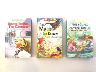 Grid Blyton Bundle (3 Books)