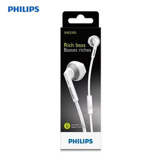 Philips 耳機