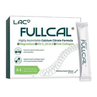 LAC FULLCAL™ (2.5G X 60 STICKS)