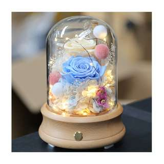 Pure Love ~ Preserved Bluetooth Speaker 保鮮花 永生花