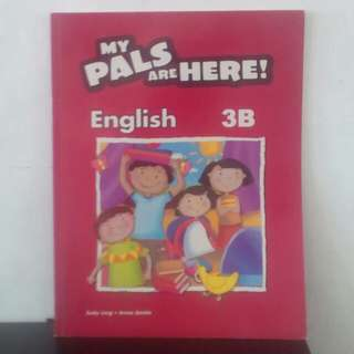 Buku My Pals Are Here English 3 B . By Judy Ling and Anne Smith