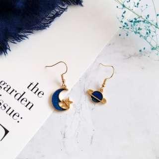 Celestre Galaxy Earrings