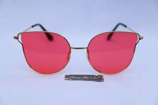 Elise Red (Sunnies)
