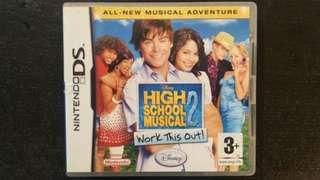 DS High School Musical