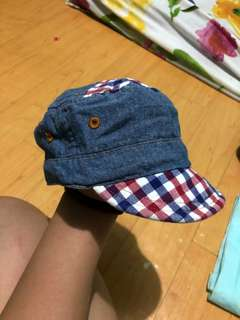 Soft Baby Cap from japan 44cm