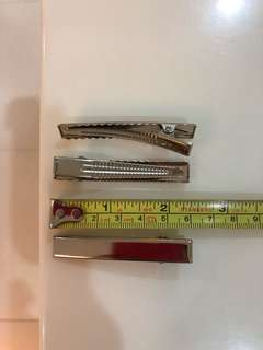Alligator clips 6cm