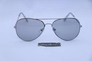 Grey Aviator (Sunnies)