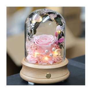 Perfect for you Preserved Flower Bluetooth Speaker 保鮮花 永生花