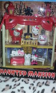 Hello Kitty Haunted Mansion Collectible (original price 3,499 price still in the box)