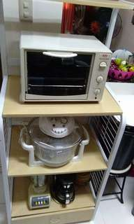 Multi Functional Kitchen Storage Rack