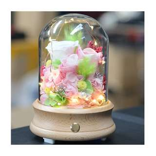 Romantic Preserved Flower Bluetooth Speaker保鮮花 永生花