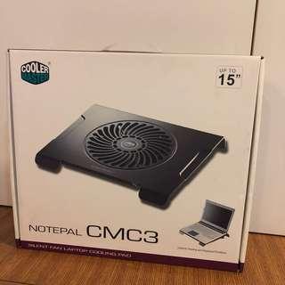 *BNIB* Cooler Master Silent Fan Laptop Cooling Pad