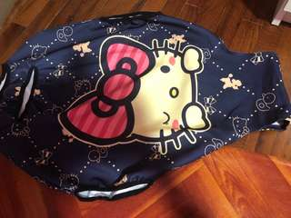 Brand New Hello Kitty Luggage Cover
