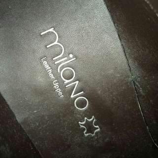 Milano Leather shoes Orig (Rush)