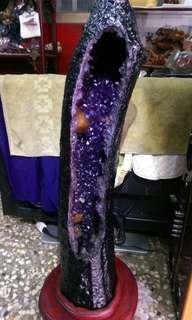 巴西-紫水晶洞
