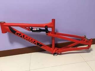 Europe Mountain Bike Frame sub size S
