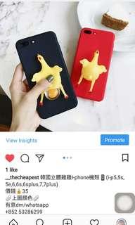 韓國立體雞雞I-phone機殼📱