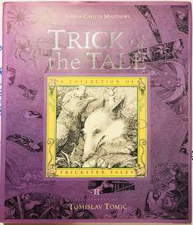 English book: Trick of the Tale