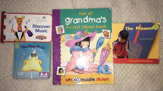 Book Bundle 2 for Beginner Readers