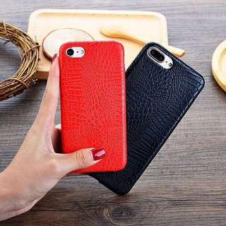 Crocodile Skin Textured Case for Iphones ❤️❤️❤️