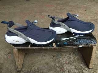 Nike Air Max Zip Open Back
