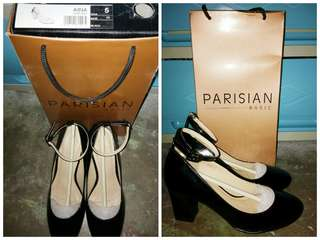 Parisian 3 inches heels