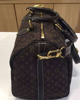 Authentic Louis Vuitton speedy 30 bandolier