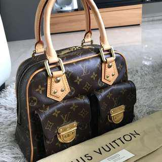 Authentic Louis Vuitton Manhattan PM