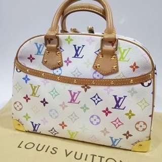 Authentic Louis Vuitton Trouville multicolore