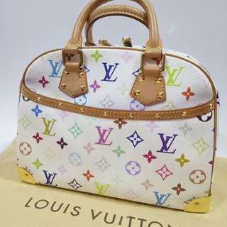 Authentic Louis Vuitton Trouville multicolore