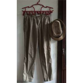 Esprit Faded Khaki Pants