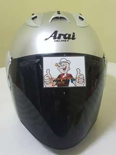 1506*** TSR Helmet CONVERT ARAI  Helmet For Sale 😁😁Thanks To All My Buyer Support 🐇🐇 Yamaha, Honda, Suzuki