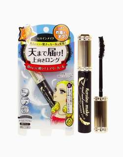 Heroine airy curl and long mascara super film
