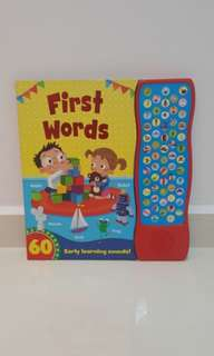 Igloo Books - First Words - 60 Sounds
