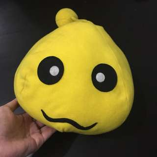 Yellow Poring from Ragnarok Online Collectible Plush