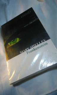 Frankenstein by  Mary Shelley (Collins Classics)