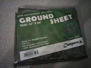 Ground sheet