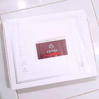 ASTRO 1st Aroha Fanclub Membership gift goods