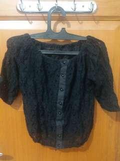 Black Lace Sabrina