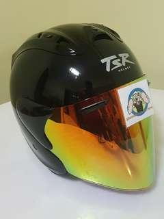 1506*** TSR Helmet Helmet For Sale 😁😁Thanks To All My Buyer Support 🐇🐇 Yamaha, Honda, Suzuki