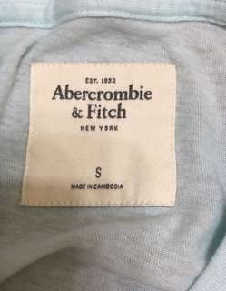 🚚 Abercrombie and Fitch