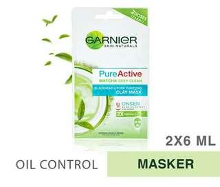 Garnier Skin Naturals Pure Active Clay Mask