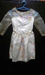 Vanilla gown