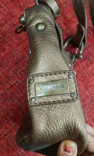 COCCINELLE italy bag small sling bag