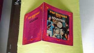 Reserve MOUNTAIN . pop history vol.22. (Double Album) vinyl record