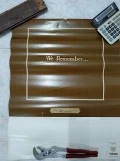 Vintage calendar collectible-1978 Times Publishing calendar