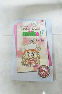 Kumpulan Cerita terbaik Miiko! 1