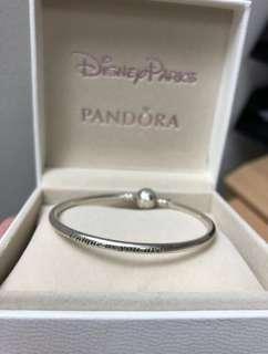 Pandora閃石雪花手鈪