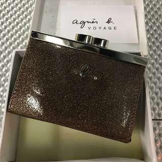 Agnes B Voyage散銀包(made in japan)